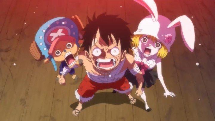 One Piece - 875 серия (Трейлер)