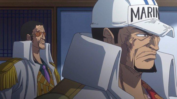 One Piece - 881 серия (Трейлер)