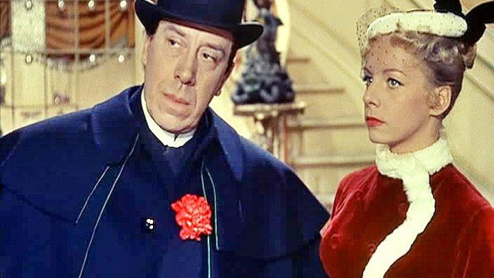 Мадемуазель Нитуш (Франция, Италия 1954) Комедия, Музыкальный фильм