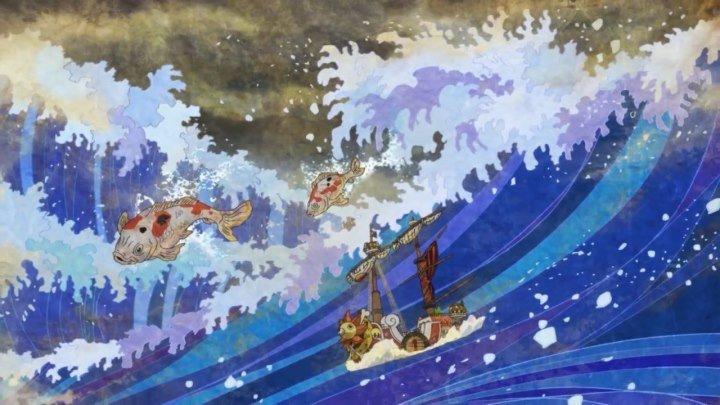 One Piece 891 серия