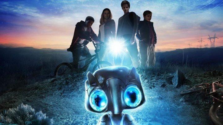 Внеземное эхо. приключения, фантастика, Семейный