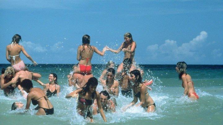 Весенние каникулы / Spring Break (1983) Мелодрама, Комедия ツ