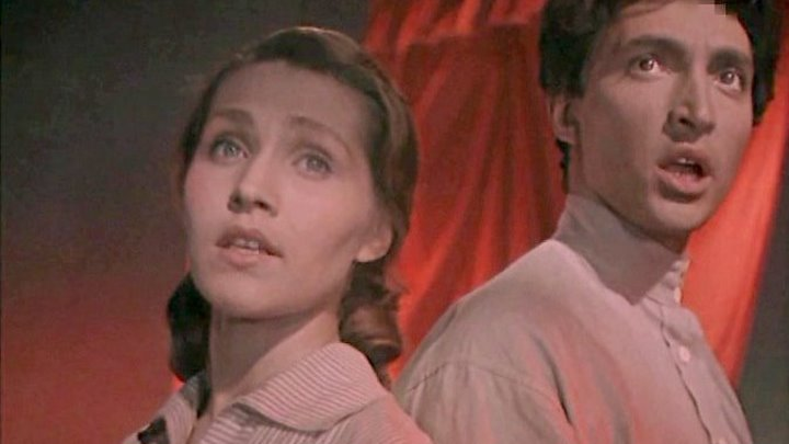 Ретро СССР: Трудное счастье. 1958.(драма)