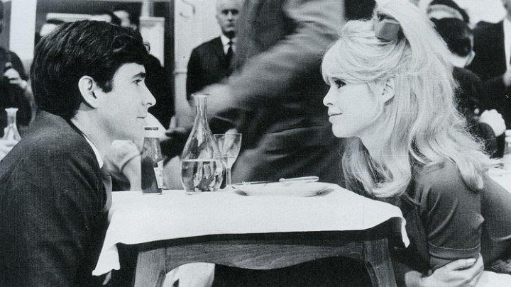 Очаровательная идиотка (Франция, Италия 1964) Комедия _ Брижитт Бардо
