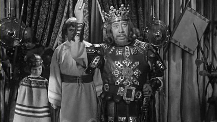 Добрый король Дагобер (Франция, Италия 1963) Комедия ツ