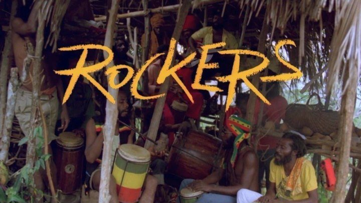 Рокеры / The Rockers (Ямайка 1978) Драма, Комедия, Музыка _ озвучка