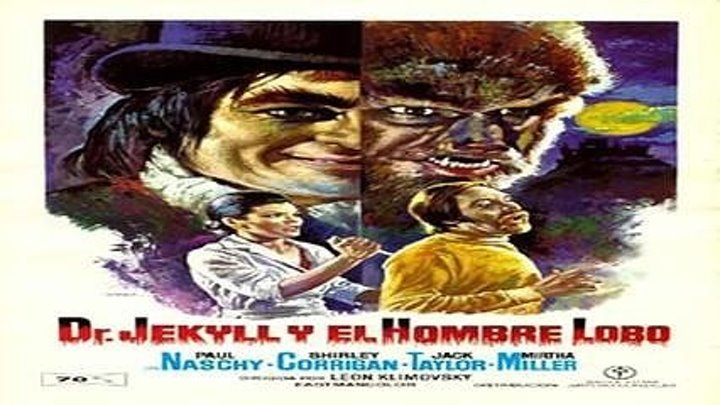 Doctor Jekyll y el hombre lobo (1971)