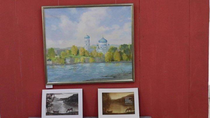 Здесь был Максим 5 сезон 2 выпуск на экспозиции Жил был художник один