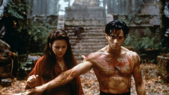 Плачущий убийца (1995) Боевик, Криминал, Триллер