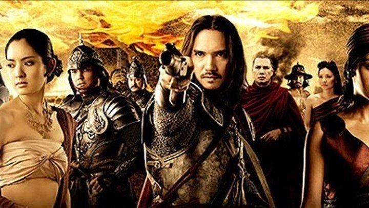 Великий завоеватель 2: Продолжение легенды - военный, драма, боевик.