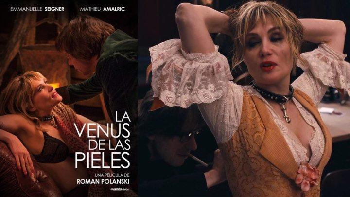 Фильм «Венера в мехах», драма, мелодрама, HD