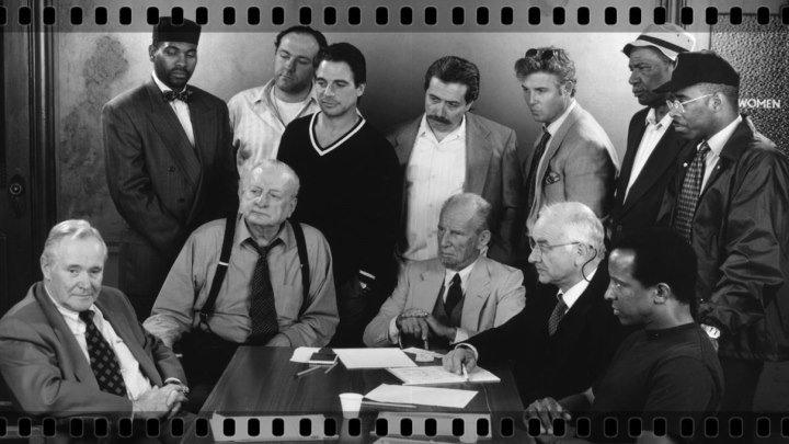 12 Angry Men (1997) Jack Lemmon, George C. Scott, Hume Cronyn
