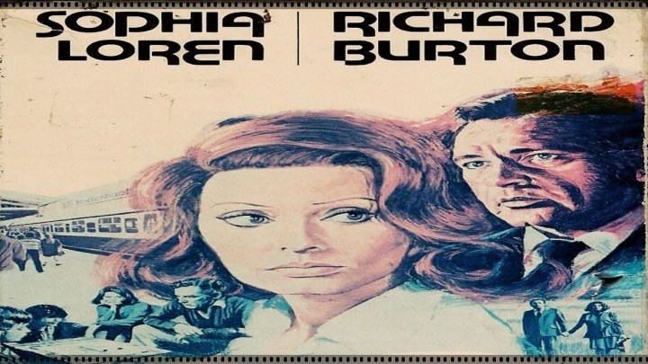 Brief Encounter (1974) Richard Burton, Sophia Loren, Alan Bridges