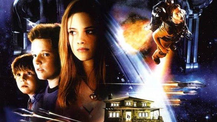 Затура. Космическое приключение (2005) фантастика, фэнтези, боевик, комедия, приключения, семейный, ...