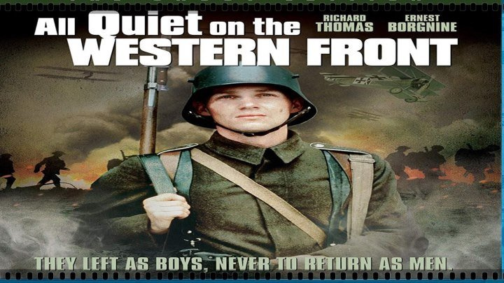 All Quiet On The Western Front (1979) Richard Thomas, Ernest Borgnine