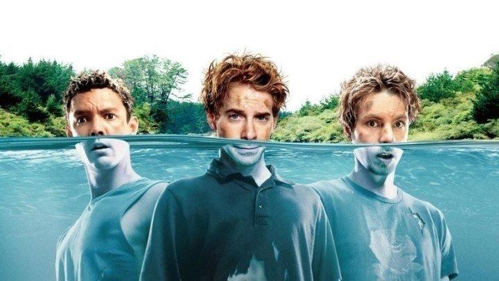 Трое в каноэ. комедия, приключения