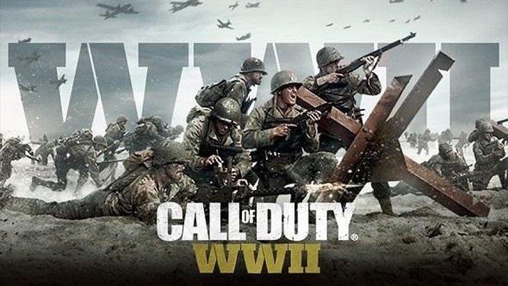 Call Of Duty WWII | серия 1 | День высадки (прохождение без комментариев)