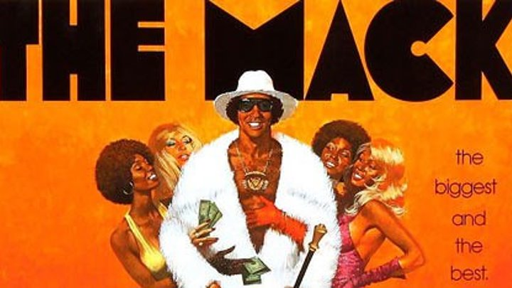 Сутенер / The Mack (США 1973) 18+ Криминальная драма