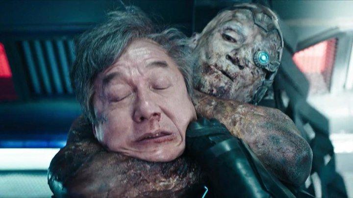 Сердце из стали (2017) фантастика, боевик, триллер