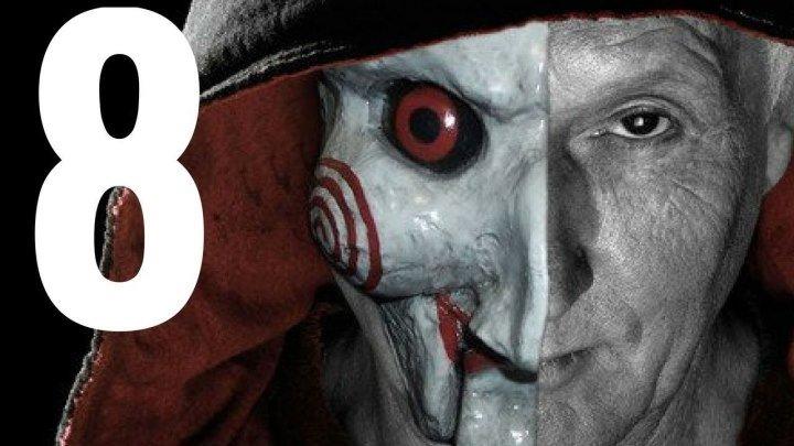 Пила 8 / Jigsaw, 2017. ужасы, триллер, детектив