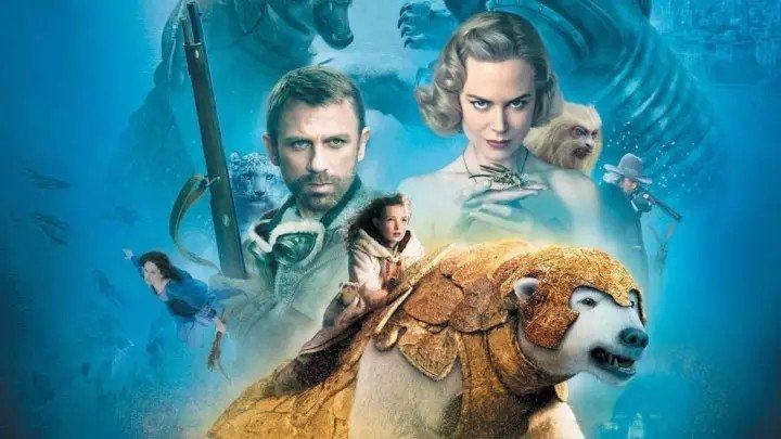 Золотой Компас (2007)Триллер, Фэнтези, Драма, Приключения, Семейный. Страна: США, Великобритания.