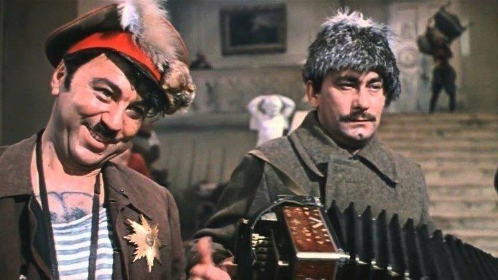 Свадьба в Малиновке. мюзикл, комедия, военный, музыка(СССР)