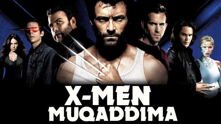 X-Men Muqaddima O'zbek tilida (asilmedia.net)