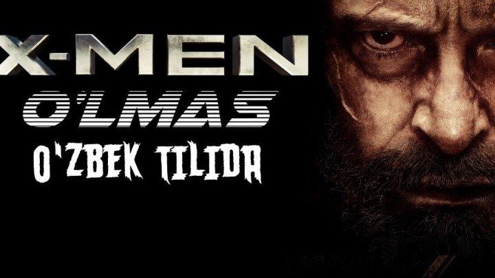 X-MEN O'lmas O'zbek tilida HD | Росомаха: Бессмертный HD