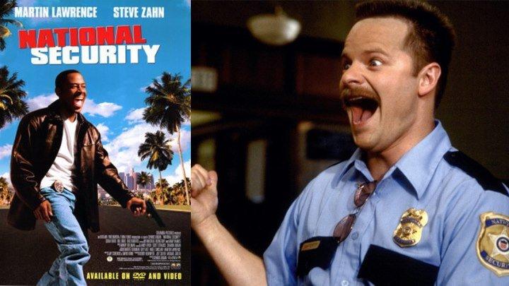 Фильм «Национальная безопасность», детективы, лучшие комедии, HD