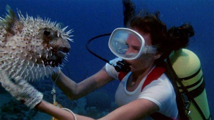 Бездна The Deep. триллер, детектив, приключения