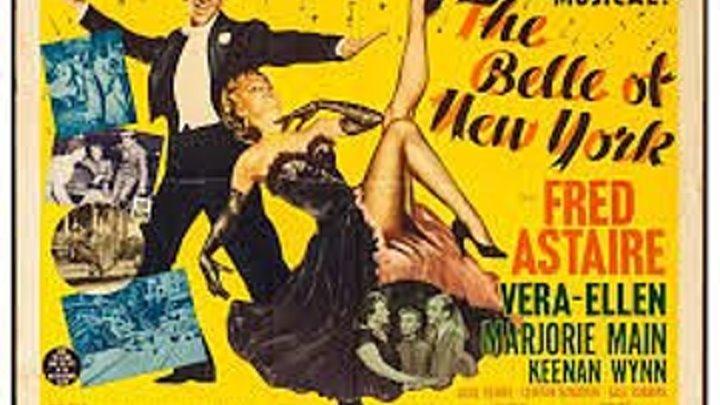 The Belle of New York (1952) Fred Astaire, Vera-Ellen, Marjorie Main