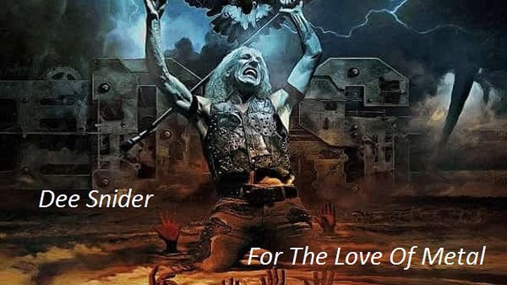 Dee Snider (ex. Twisted Sister) - For The Love Of Metal (2018, Official Video)