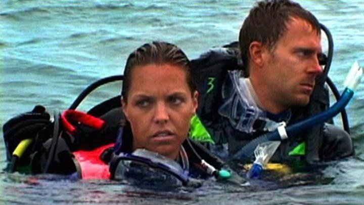 Открытое море Open Water . ужасы, триллер, драма, приключения