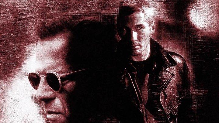 Шакал / The Jackal. 1997. 1080p. Перевод Андрей Гаврилов. VHS