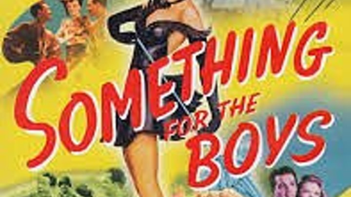 Something for the Boys (1944) Carmen Miranda, Michael O'Shea, Vivian Blaine