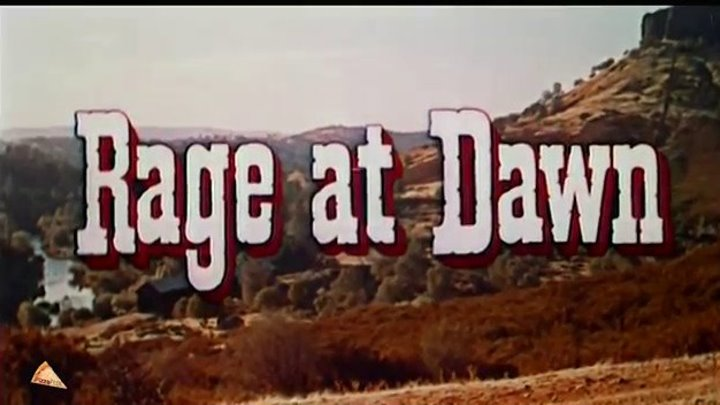 Rage at Dawn (1955) RANDOLPH SCOTT. (оригинал . без перевода )