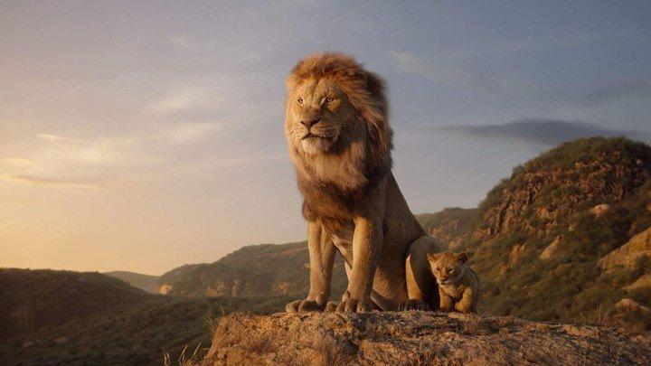 Король Лев — Дублированный трейлер
