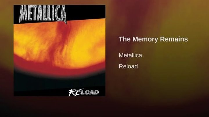 Metallica - The Memory Remains (1997, Official Video)