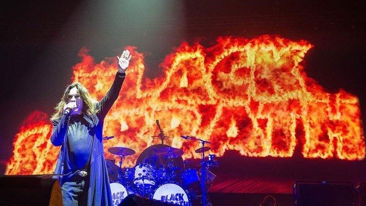 Оззи Осборн и группа Black Sabbath/Последний концерт. Первый канал (2017, док. фильм)