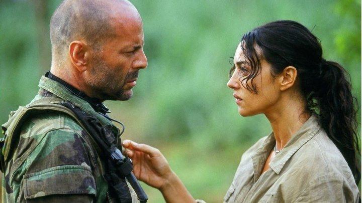 Слезы солнца - (2003) Боевик, триллер, драма, военный. [HD]