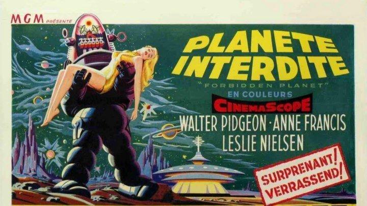 Запретная планета / Forbidden Planet (1956, США, фантастика)