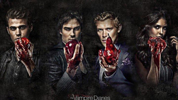 Дневники вампира (2009) 1 сезон