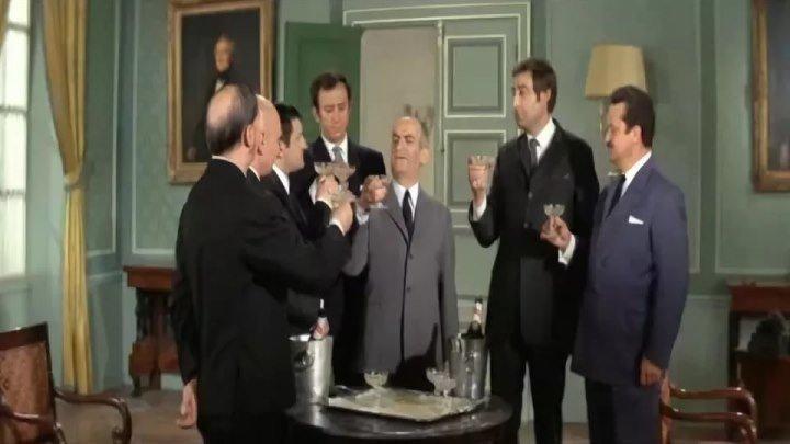 Большие каникулы Les grandes vacances (1967). комедия, приключения