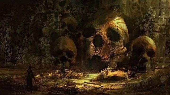 Грабеж гробницы. 2018. Приключения