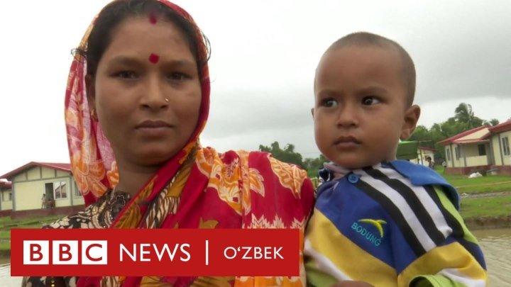 Дунё ва мусулмонлар: Роҳинжалар учун уйга қайтиш йўқ- BBC Uzbek