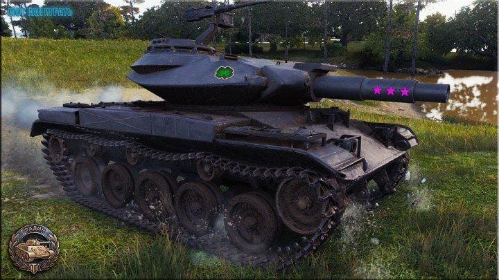 ЛТ с Бабахой ✅ T49 World of Tanks лучший бой
