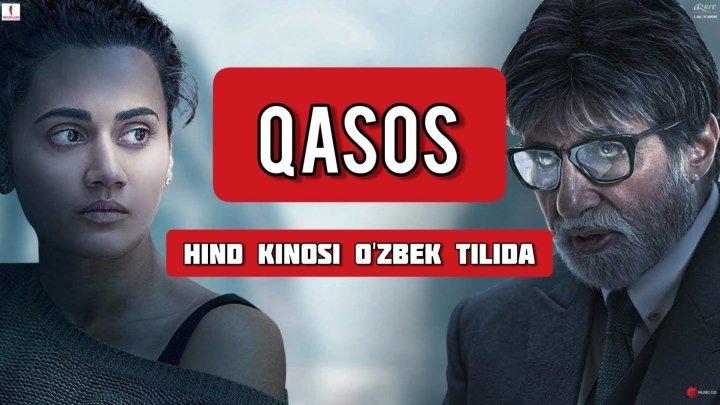 Qasos Kriminal kino Hind kinosi O'zbek tilida (asilmedia.net)