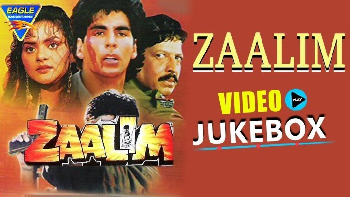 Zaalim (1994) _ Full Video Songs Jukebox _ Akshay Kumar, Madhoo, Alok Nath _ Bes