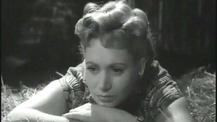 """N.1401 Фильм """"Сёстры"""" (""""Две жизни""""). СССР, 1956 год"""