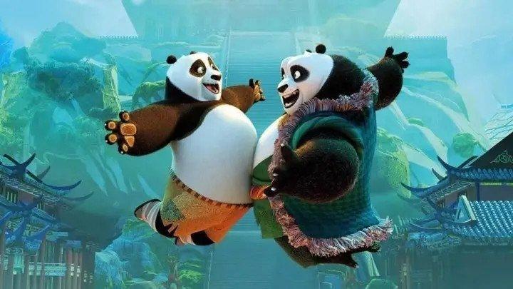 Кунг-фу Панда 3 (2016) Kung Fu Panda 3. мультфильм, фэнтези, боевик,